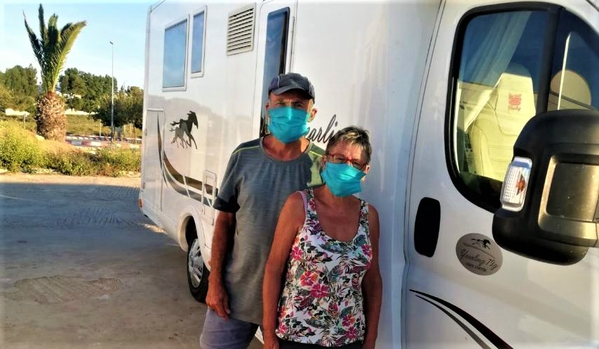 Après un long calvaire au Maroc, le vieux couple français vient d'être rapatrié