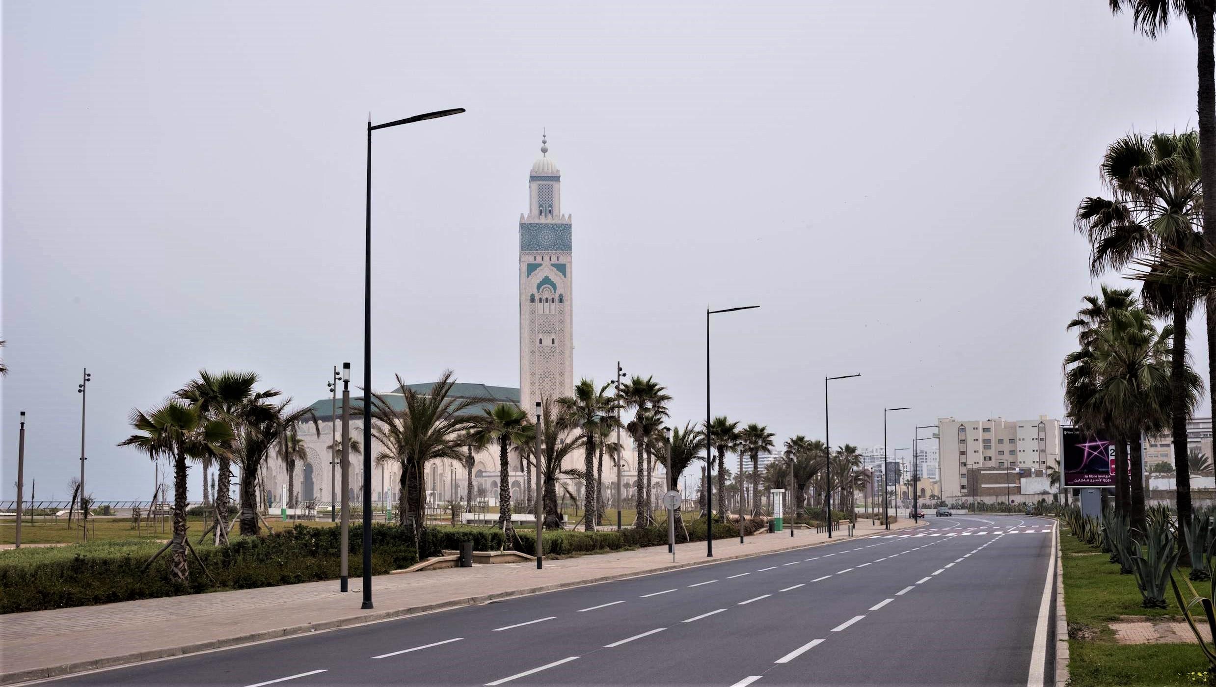 "Casablanca en mode ""confinement""."