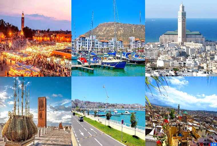 Tourisme : Le Maroc, une destination phare après le confinement