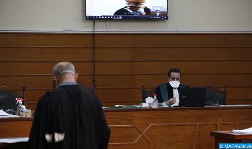 CSPJ : Les procès à distance s'enchaînent
