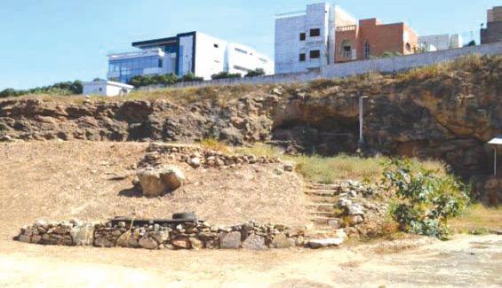 Carrière Thomas I : Découverte d'une étude inédite datant d'un million d'années