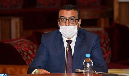 Covid-19 : Secteurs en arrêt et inspections des entreprises, Amekraz fait le point