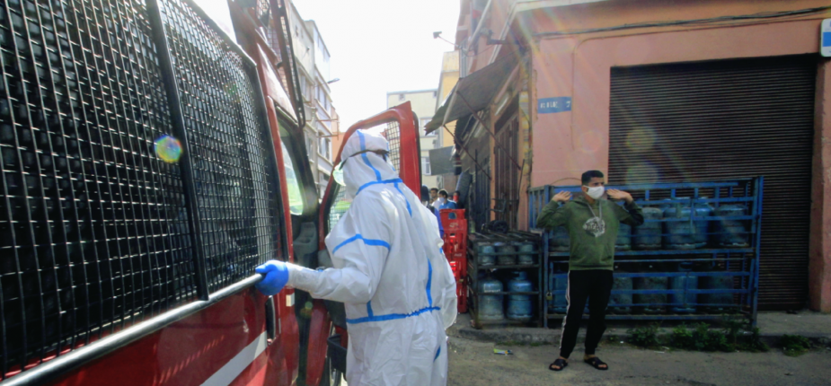 Compteur coronavirus : Nouvelle baisse des contaminations