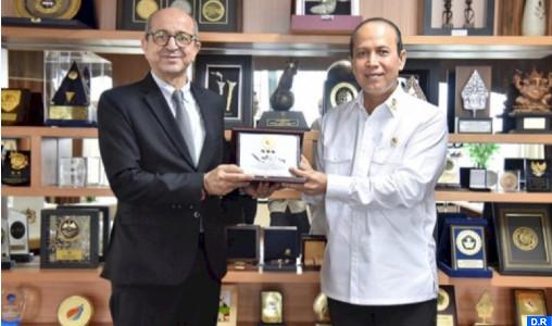 Lutte contre le terrorisme : l'Indonésie veut s'inspirer de l'expérience réussie du Maroc