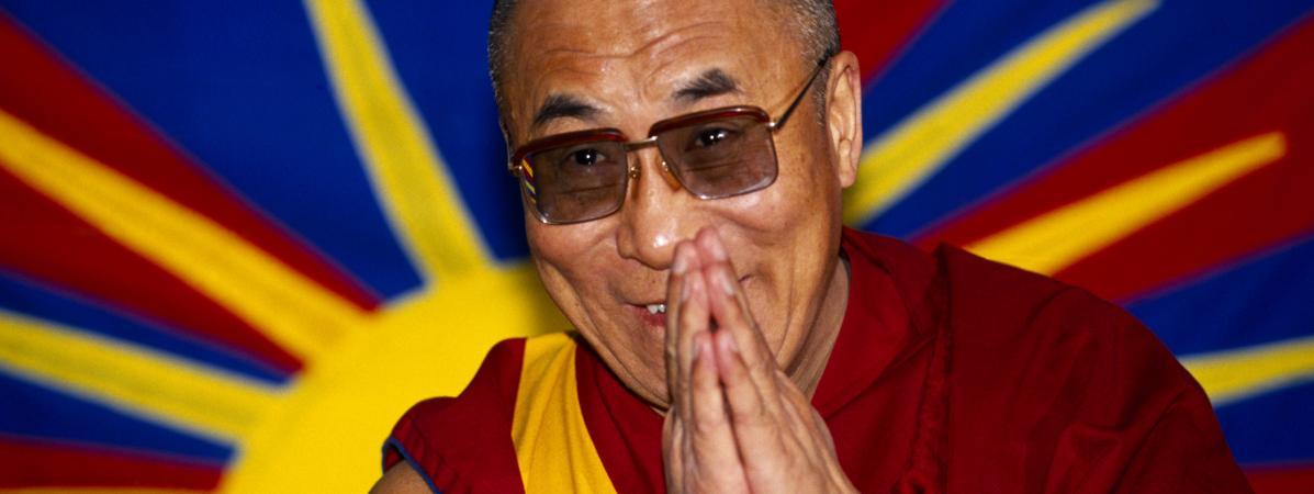 Le dalaï-lama se lance dans la musique avec l'album « Inner World »