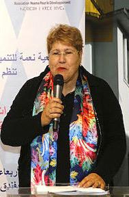 Mme Hafida Ben Salah