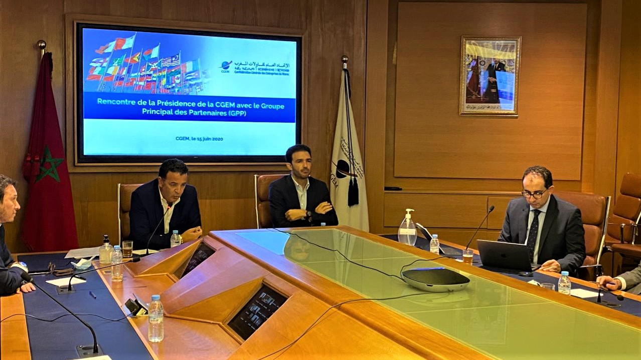 La CGEM se joint aux institutions internationales pour réussir la relance économique