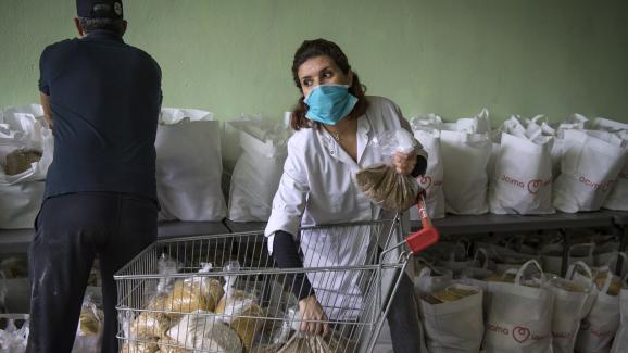 Medias français : La solidarité en première ligne au Maroc face au coronavirus