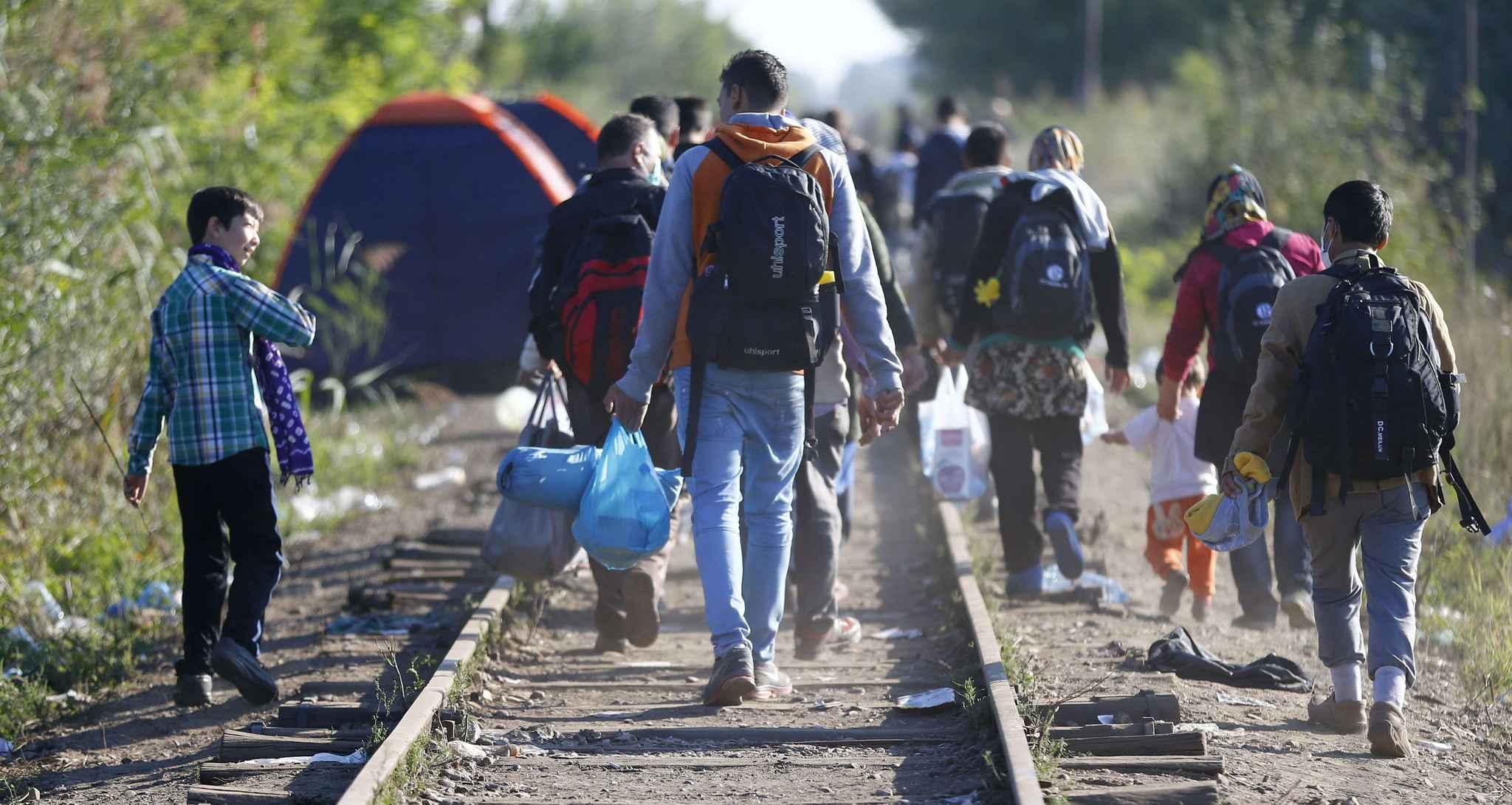 Réfugiés: 1% de l'humanité en situation de déplacement forcé