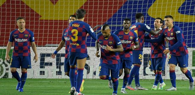 Liga : Le Barça gagne et creuse l'écart