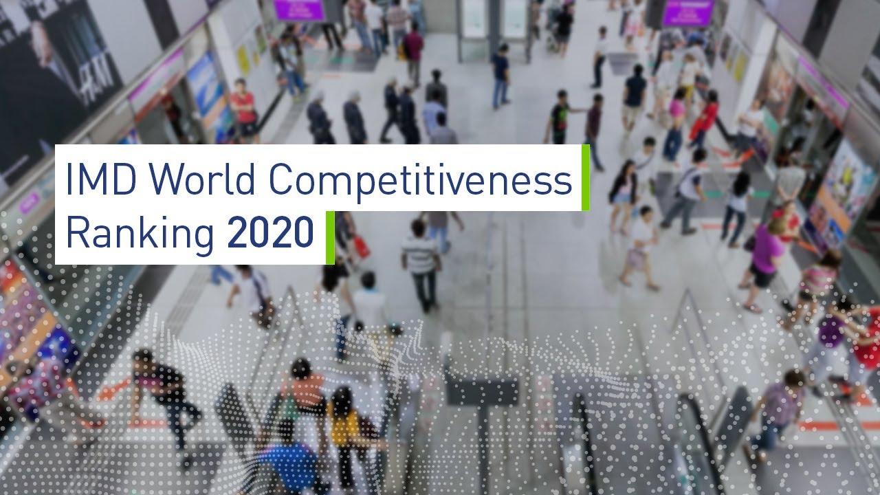 Le Maroc absent du classement IMD 2020 de la compétitivité mondiale