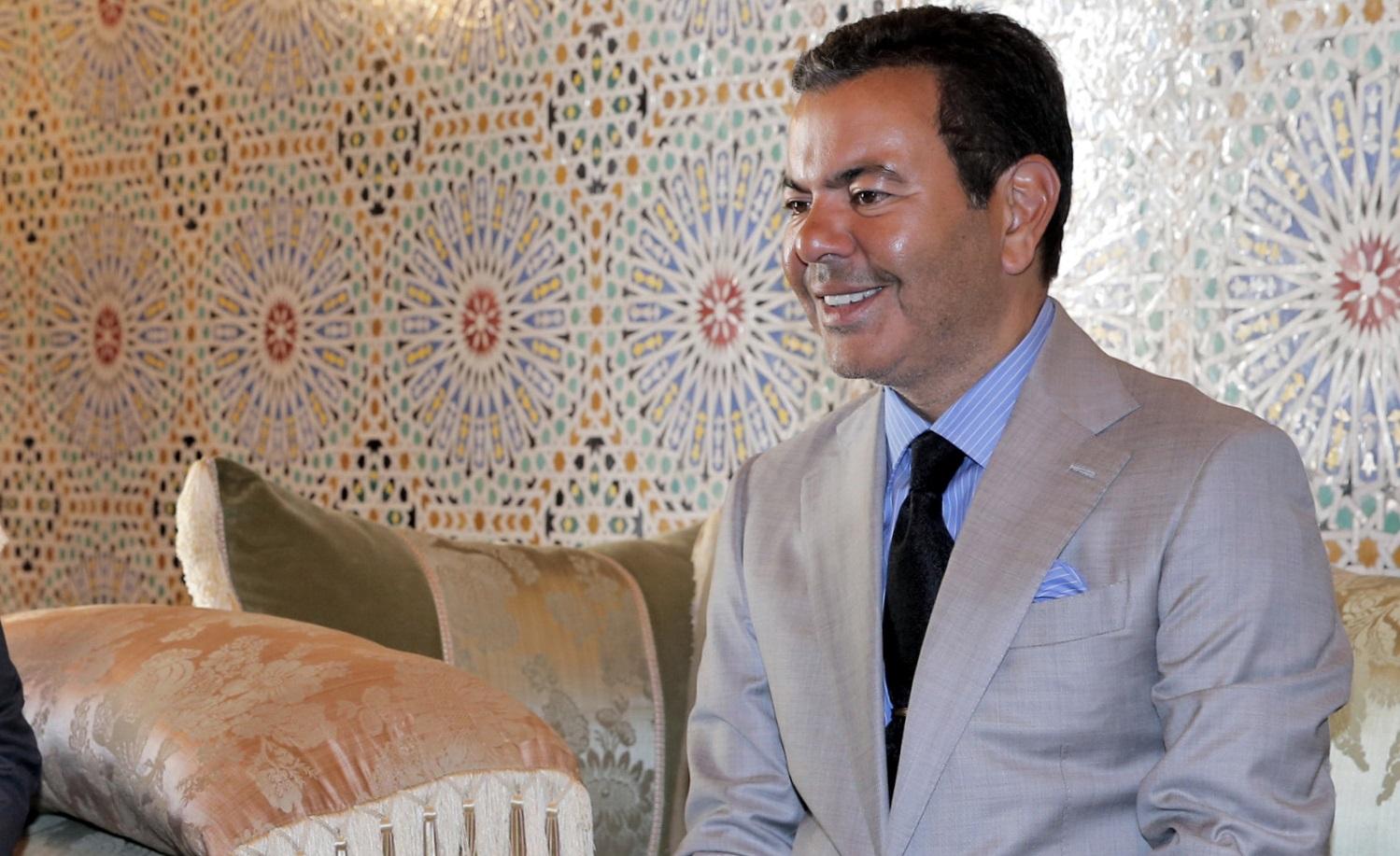 50ème anniversaire de SAR le Prince Moulay Rachid