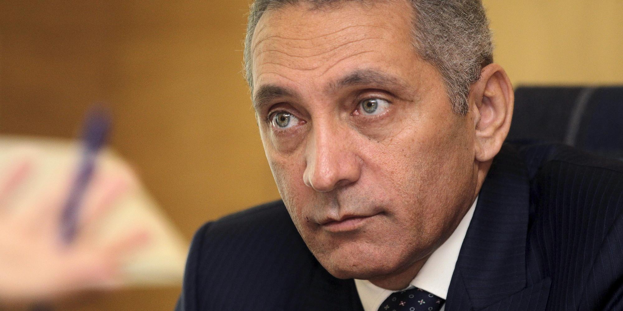 Moulay Hafid Elalamy, ministre de l'Industrie, du Commerce et de l'Économie Verte et Numérique.