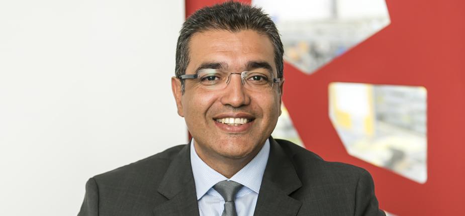 Hicham Boudraa, DG par intérim de l'Agence marocaine de développement des investissements et des exportations (AMDIE).