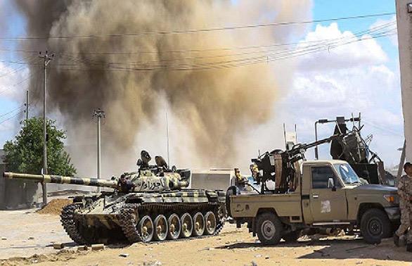 Libye-Ligue arabe : Refus de toute intervention étrangère et soutien à une solution politique