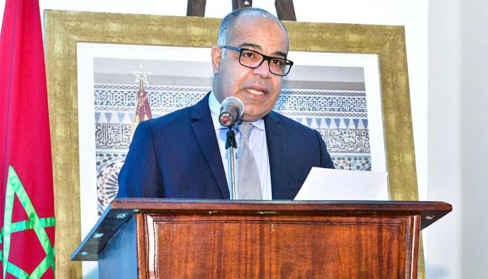 Mohammed Drissi Melyani, directeur général de l'ADD.