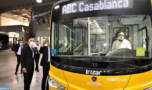 Irizar Maroc achève plus de 25% des bus attendus, avec un taux d'intégration de 41%