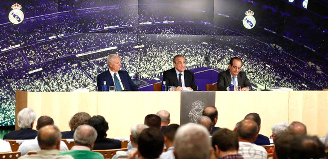 Assemblée générale de Real Madrid