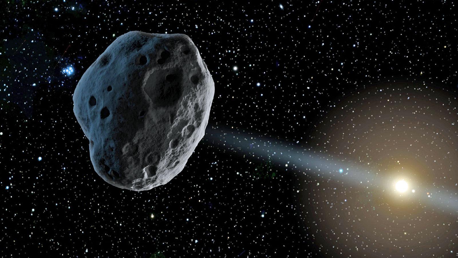 Célébration de la Journée internationale des astéroïdes