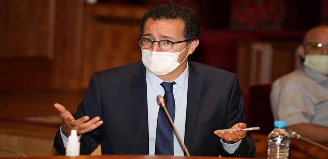Othman El Ferdaous ministre de la Culture, de la Jeunesse et des Sports