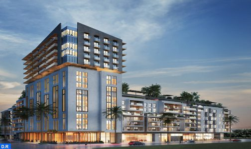 Hôtellerie : Prochaine ouverture d'un Canopy by Hilton au Maroc