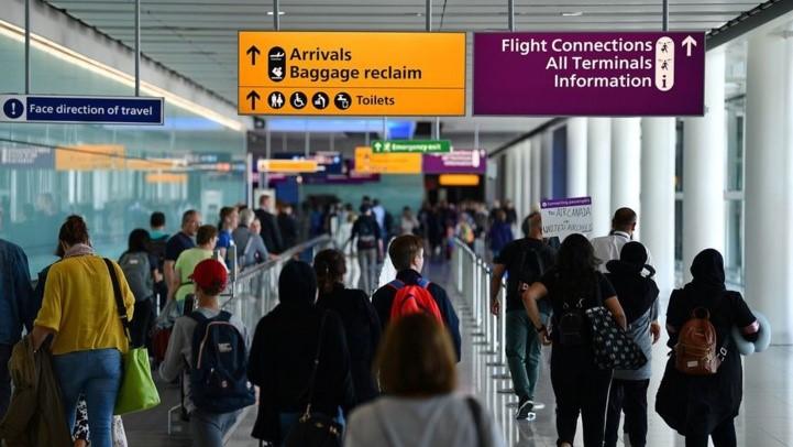 Angleterre : Les Marocains exclus de la liste des personnes non-soumises à la quarantaine