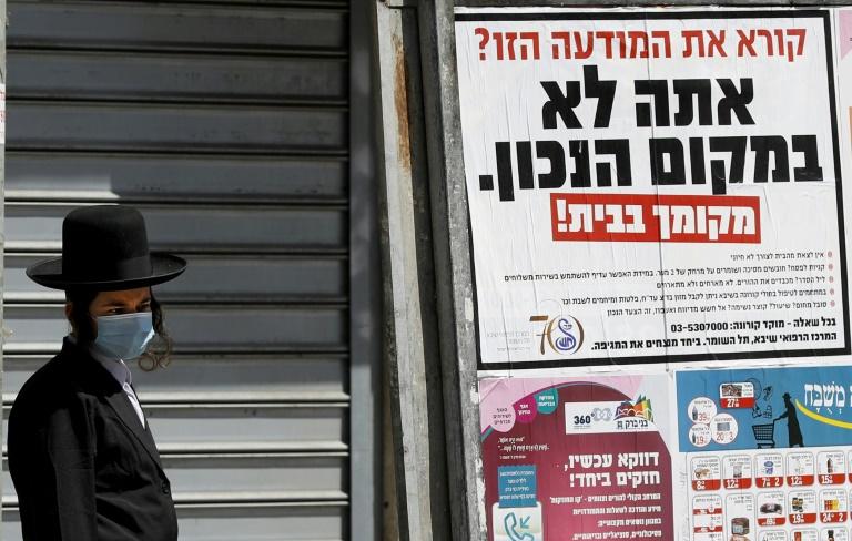 COVID-19: les Palestiniens appellent Israël à fermer les accès à la Cisjordanie