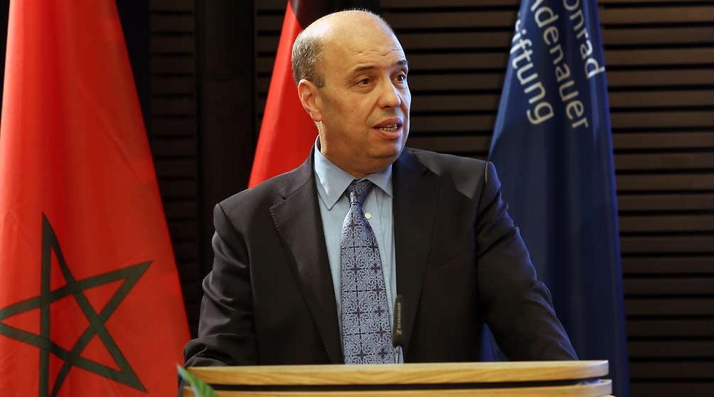 Omar Zniber, représentant permanent du Maroc auprès de l'Office des Nations Unies à Genève