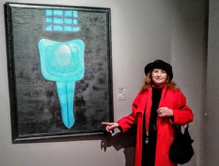 De l'œuvre d'art à l'œuvre d'âme : Portrait de l'artiste en Latifa Tijani