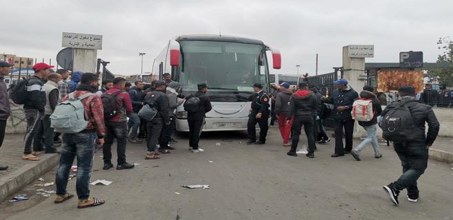 Transport de voyageurs : Reprise timide après de lourdes pertes