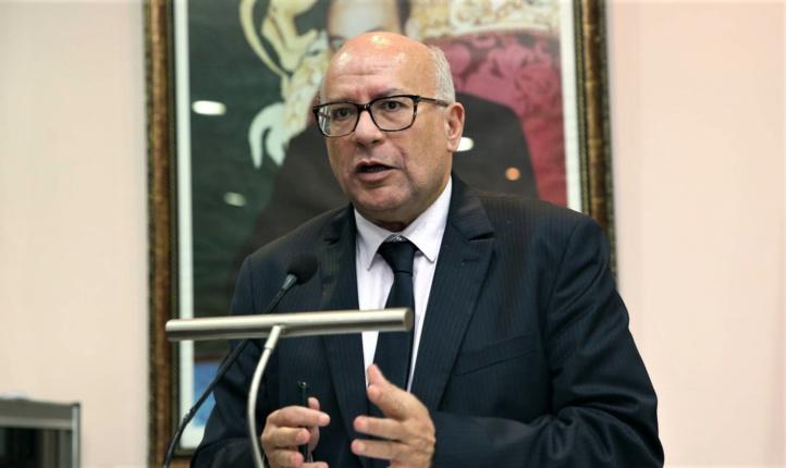 Omar Seghrouchni, président de la CNDP.