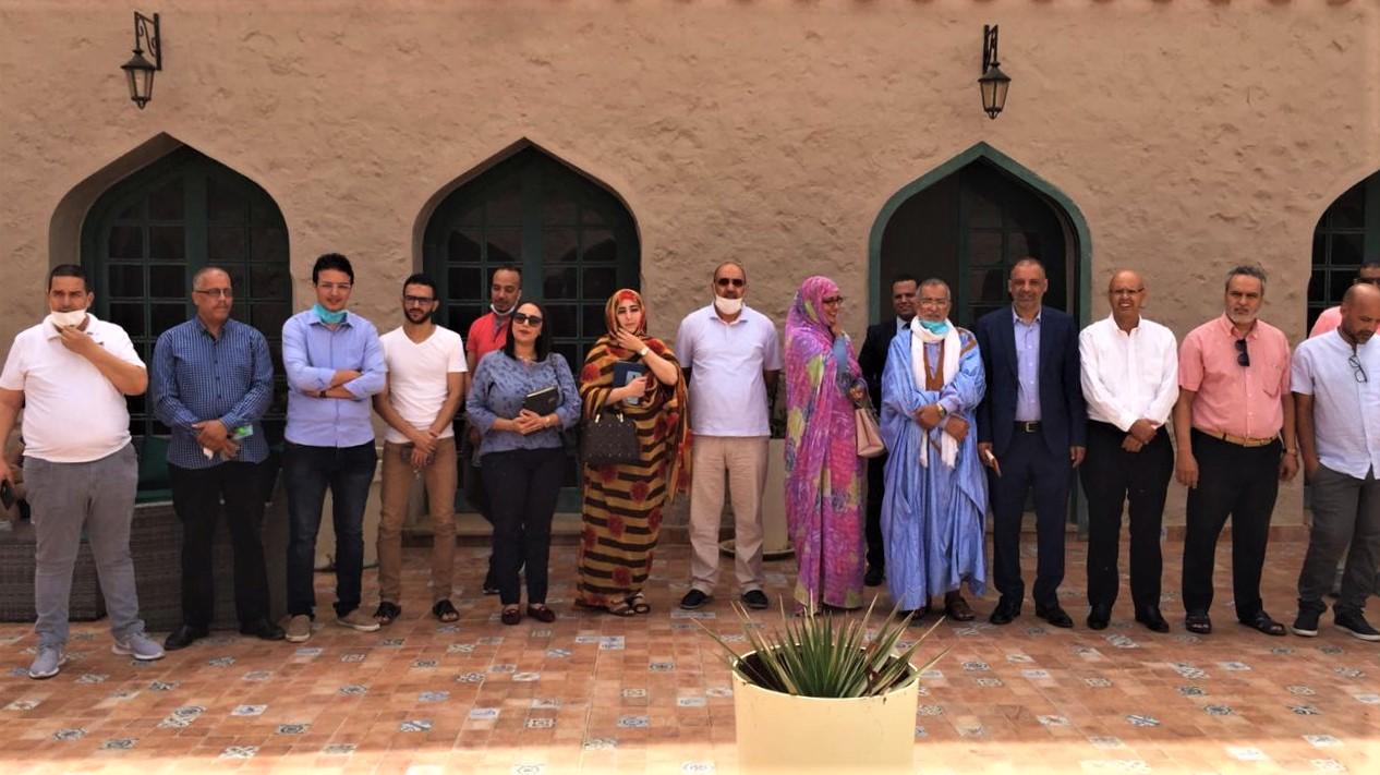 Laâyoune-Sakia El Hamra : Les promoteurs touristiques pensent au développement du tourisme interne (Vidéo)