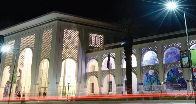 Rabat : Dans la capitale marocaine de la culture, l'art est de retour