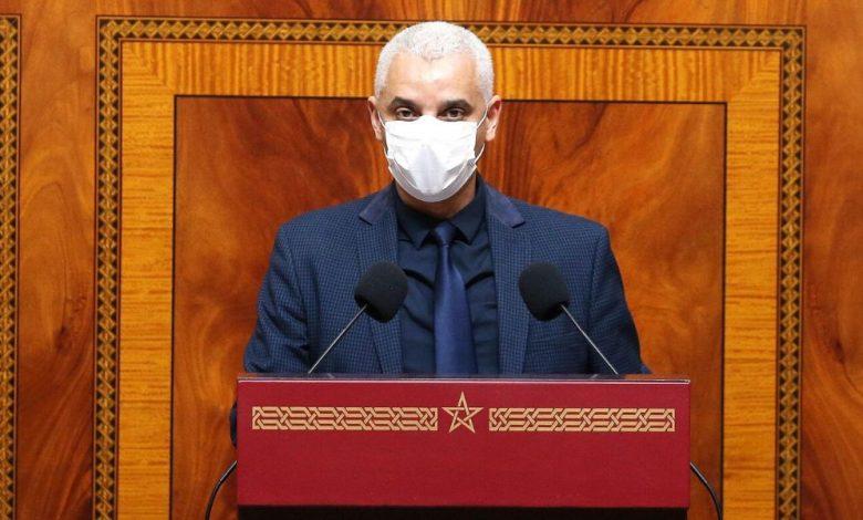 Propagation Covi-19 : Khalid Ait Taleb en appelle à plus de responsabilité