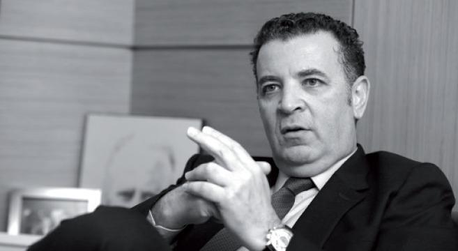 Chakib Alj, président de la CGEM.