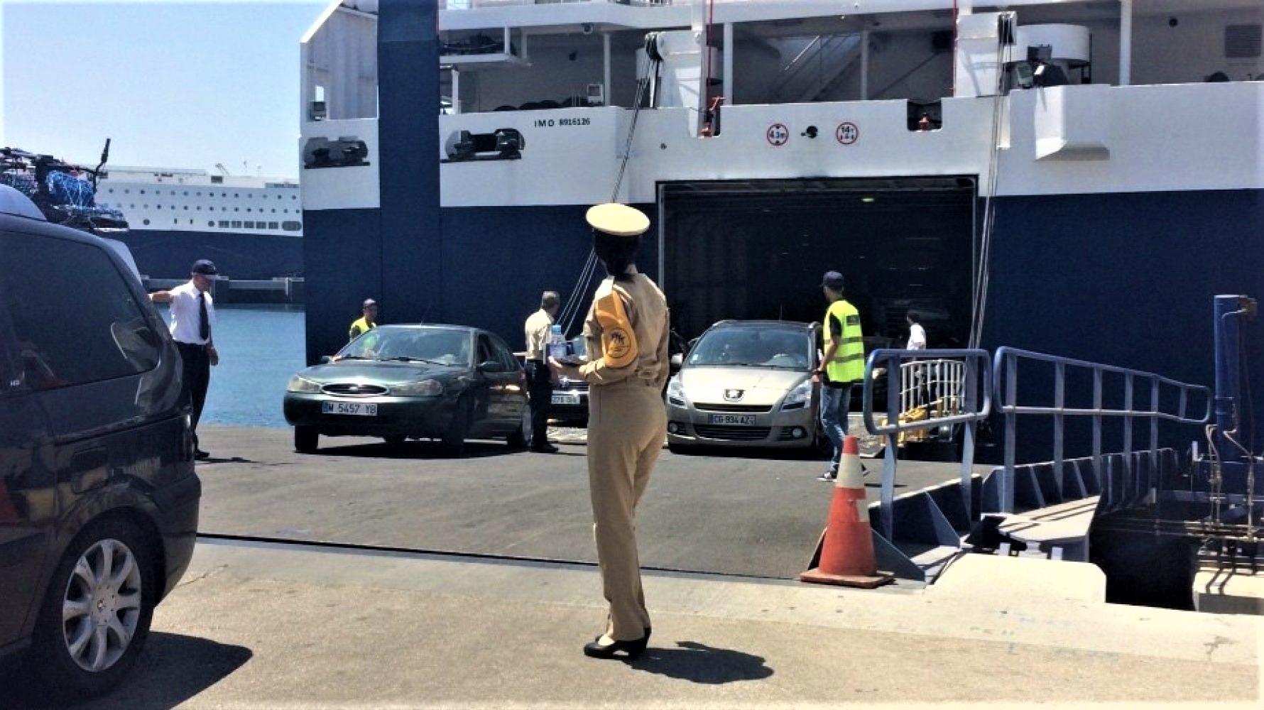 Le Maroc se prépare pour l'opération de transport des passagers par voie maritime