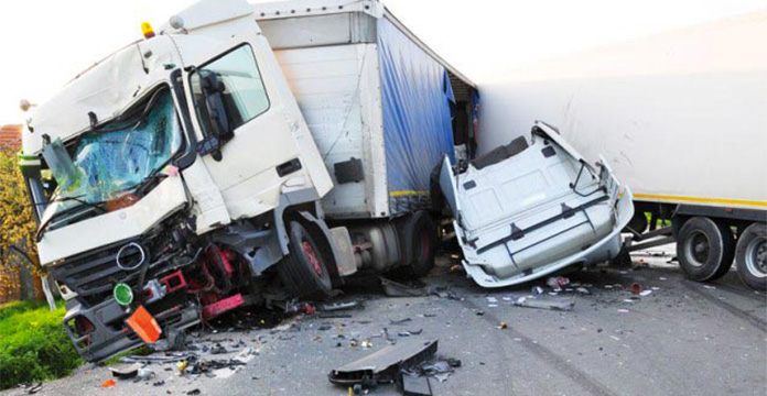 Accidents de la circulation : La Covid-19 a fait chuter le nombre d'accidents en mai