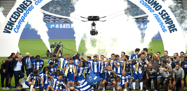 Portugal : FC Porto sacré champion à huis clos