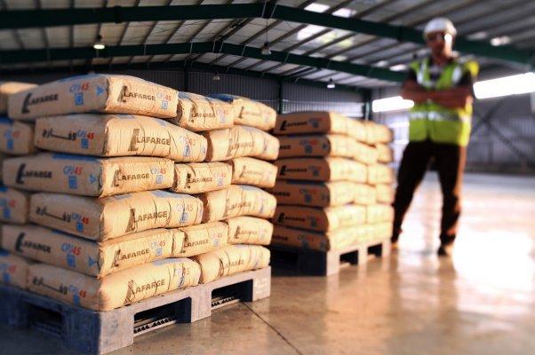 BTP: Les livraisons de ciment grimpent de 33% en juin
