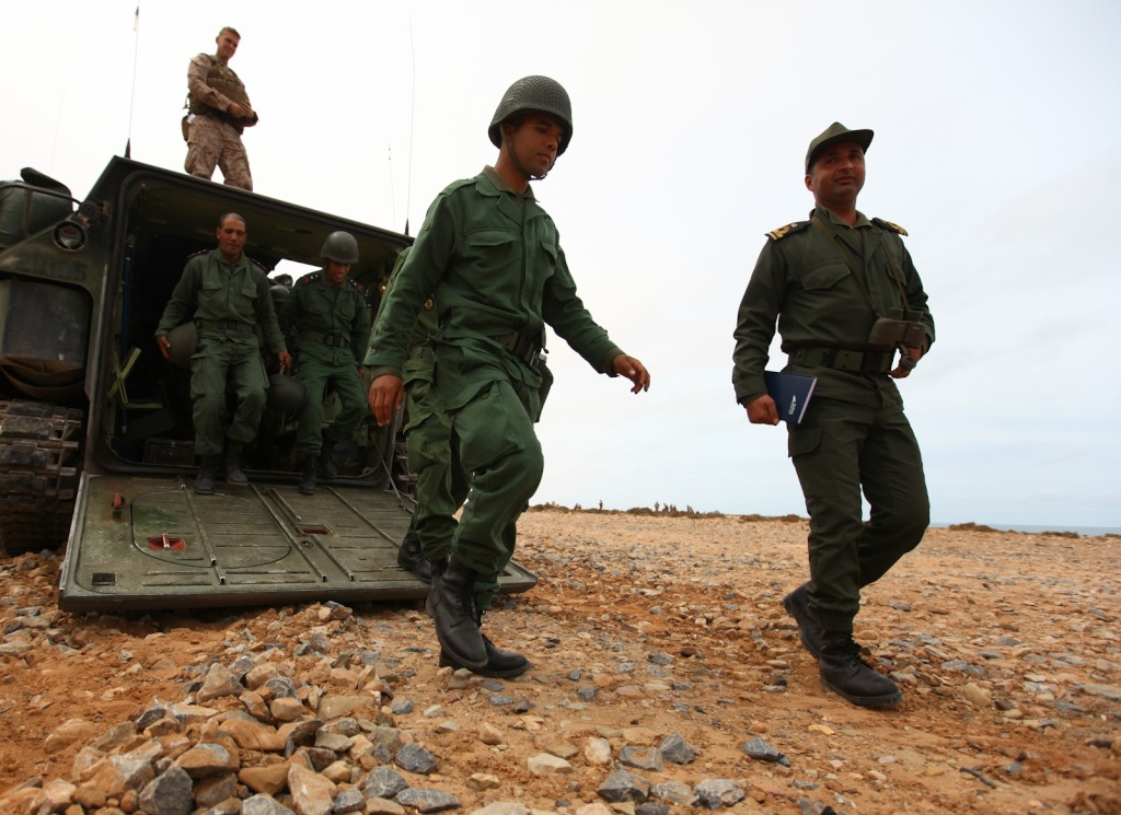 Les casernes pions du petit jeu géopolitique maghrébin