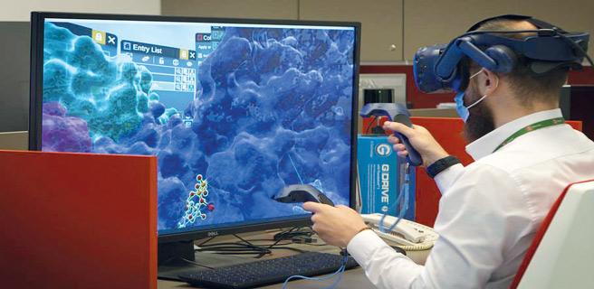 Technologie : Les supercalculateurs et les simulations biomoléculaires salutaires face au Covid-19