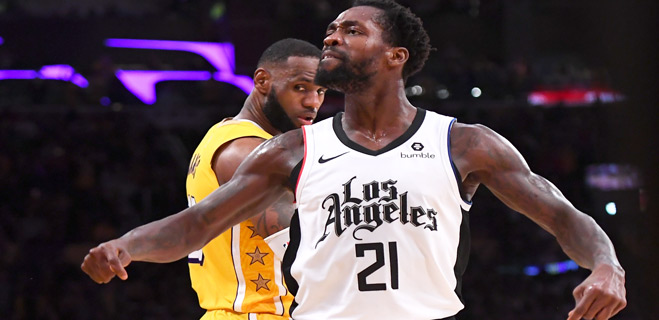 NBA : Patrick Beverley des Clippers se retire de la Bulle d'Orlando