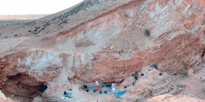 Le Site Jbel Ighoud est inscrit depuis 2017 sur la liste du patrimoine national