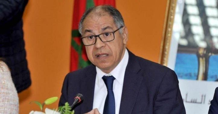 Driss Guerraoui, président du Conseil de la concurrence.