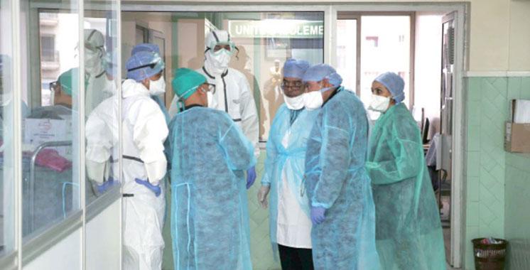 Compteur coronavirus : La flambée des contaminations continue, 633 cas en 24H