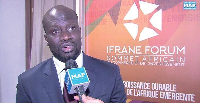 Entretien avec l'ambassadeur du Sénégal au Maroc : « SM le Roi Mohammed VI a donné un coup d'accélérateur aux relations Maroco-Sénégalaises»