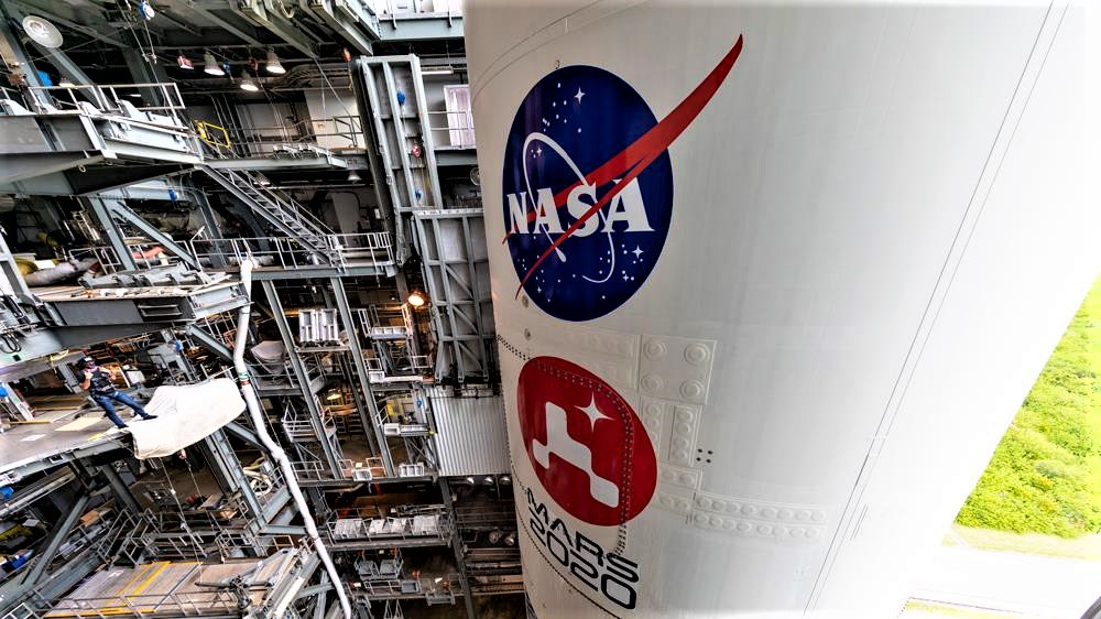 "Exploration de Mars: la NASA lance ""Perseverance"" avec la  participation du scientifique marocain Kamal Oudrhiri"