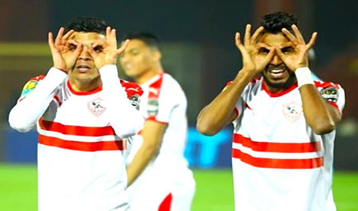 Presse Égyptienne : Bencherki et Ounajem auraient rejoint le Caire !