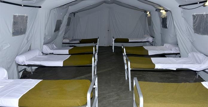 Les hôpitaux de campagne de Casablanca-Settat occupés à plus de 83%