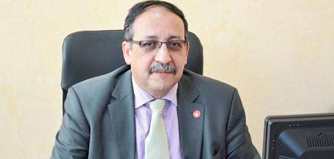 Le Dr Saïd Afif, président de la Fédération Nationale de la Santé et de la Société Marocaine des Sciences Médicales (SMSM).